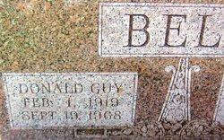 Donald Guy Bell