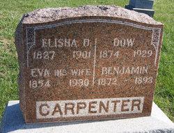 Evangeline Eva <I>Tucker</I> Carpenter