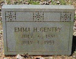 Emma Smith <I>Huff</I> Gentry