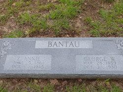 George Washington Gibbs Bantau