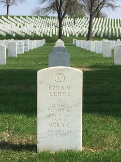 Vera Charlotte <I>Peart</I> Curtis