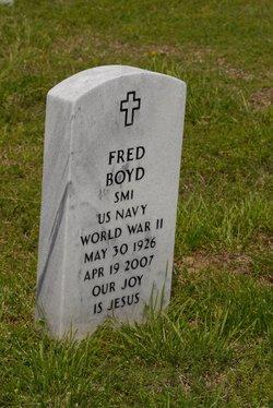 Fred Boyd