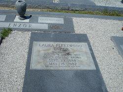 Laura Fleetwood <I>Brown</I> Enzor