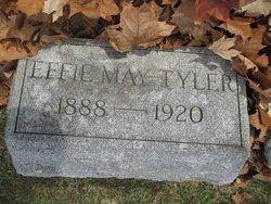 Effie May <I>Davis</I> Tyler