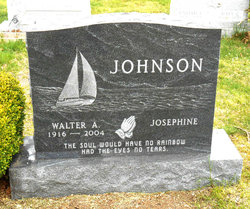 Walter A Johnson