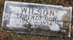 Lorenzo Dow Wilson