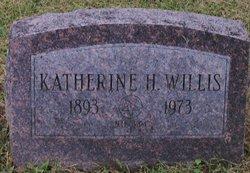 Katherine H. Willis