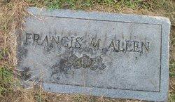 Frances M. Allen