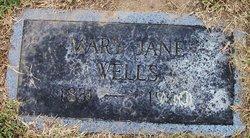 Mary J. Wells