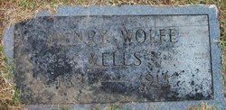Henry Wolfe Wells