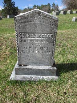 George Washington Gage
