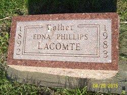 Edna Marie <I>Bailey</I> Lacomte