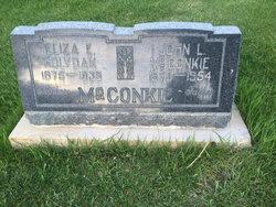 Eliza Ellen <I>Holyoak</I> McConkie