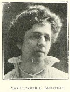 Elizabeth Lee Bloomstein