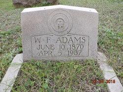 William Ford Adams