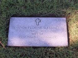Amanda Florine Slessinger