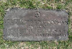 Louis Edward Goodman