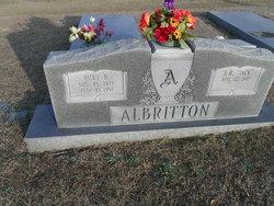 Ruby R Albritton