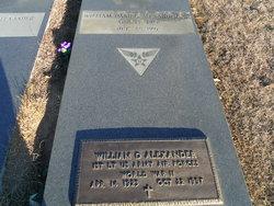William Daniel Alexander, Jr