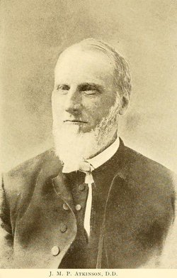 Rev John Mayo Pleasants Atkinson