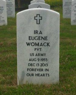 Ira Eugene Womack