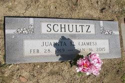 Juanita Mardell <I>James</I> Schultz