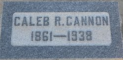 Caleb R Cannon