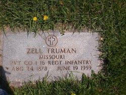 Zell Truman