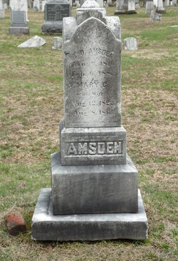 Mary G Amsden