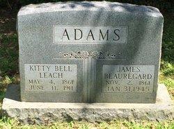 James Beauregard Adams