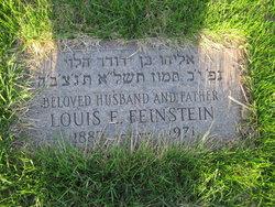 Louis E Feinstein