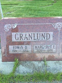 Margaret Elizabeth <I>Varnes</I> Granlund