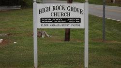 High Rock Grove Church Cemetery