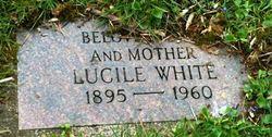Lucille <I>Sturgess</I> White
