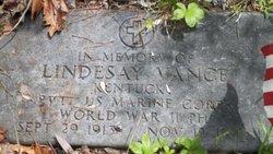 PVT Lindesay Vance
