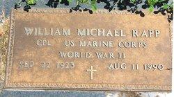 William Michael Rapp