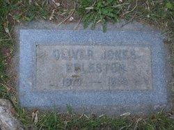 Oliver Jones Egleston