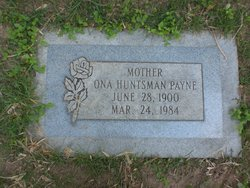 Ona <I>Huntsman</I> Payne