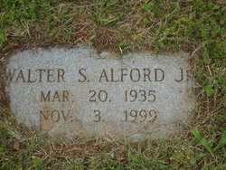 Walter Scott Alford Jr.
