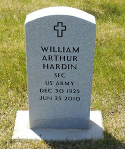 "William Arthur ""Bill"" Hardin"
