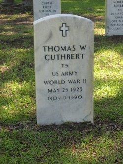 Thomas W Cuthbert