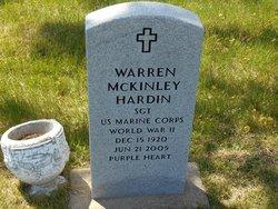 Warren M Hardin