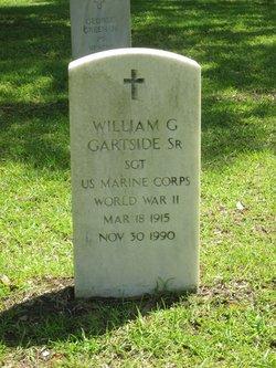 William G Gartside