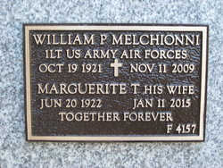 William P Melchionni Sr.