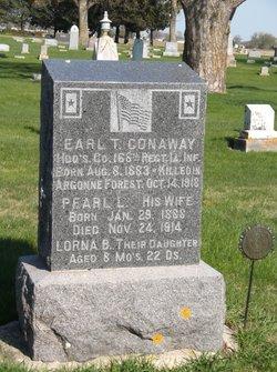 Earl Thornton Conaway