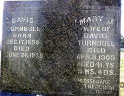 Mary Jane <I>Dryden</I> Turnbull