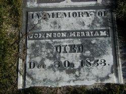 Johnson M. Merriam