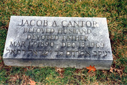 Jacob Cantor