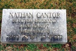 Nathan Cantor