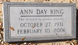 Ann <I>Day</I> King